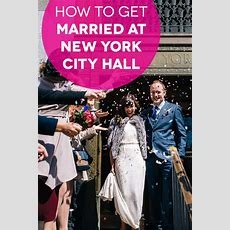 How To Get Married At New York City Hall  A Practical Wedding