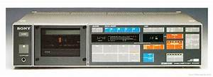 Sony Tc-fx1010 - Manual - Stereo Cassette Deck