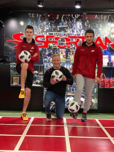Sportland Footballi töötajad muutsid hobi tööks | Sportland Magazine