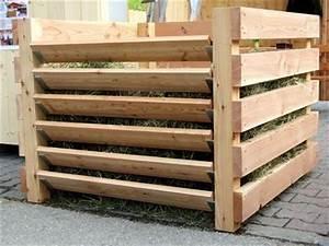Schnellkomposter Selber Bauen : die besten 17 ideen zu kompost auf pinterest anbau von ~ Michelbontemps.com Haus und Dekorationen