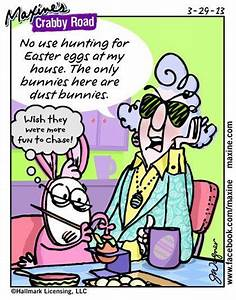 Easter-Maxine's Crabby Road cartoon | Holiday-Easter ...
