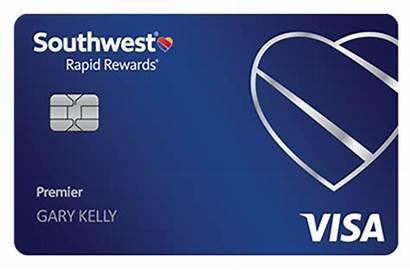 Credit Card Southwest Miles Airlines Cards Rewards