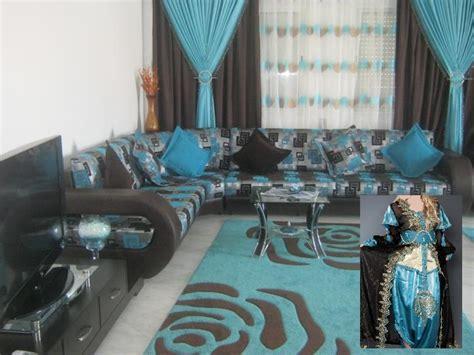 couleur salon marocain tendance