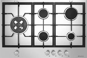 Gaskochfeld 5 Flammig : gaskochfeld 5 flammig mit wokbrenner 75 cm edelstah wok brenner gas kochen ebay ~ Watch28wear.com Haus und Dekorationen