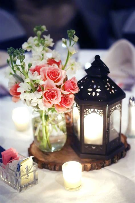 10 Awesome Lantern Centerpieces The Snapknot Blog