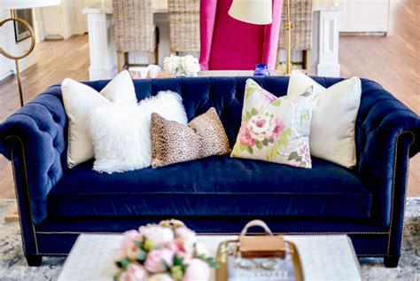 blue velvet sofa living room home decor ideas on pinterest rugs urban outfitters and