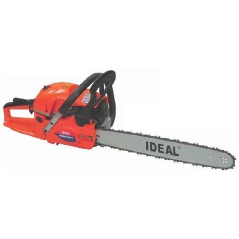 Gasoline Petrol Chain Saw Tree Cutting Machine at Rs 7200