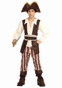 Kidu0026#39;s Pirate Costume