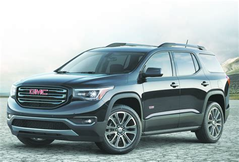 Gmc Introduces Smaller Acadia Crossover For 2017, But