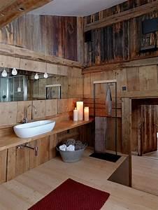 Wandverkleidung Aus Holz : rustikale holzw nde zu hause 30 beispiele f r eyecatchende wandgestaltung ~ Sanjose-hotels-ca.com Haus und Dekorationen