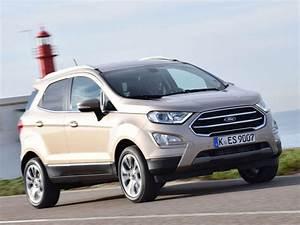 Ford Ecosport Essai : ford ecosport il rattrape en partie son retard face au renault captur ~ Medecine-chirurgie-esthetiques.com Avis de Voitures