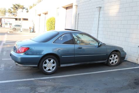 Acura 1997 Cl by 1997 Acura Cl Information And Photos Momentcar