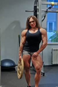 Biggest Female Muscle