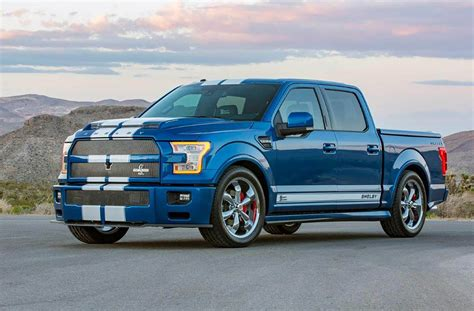 first volvo truck shelby brings back f 150 super snake for 2017 motor