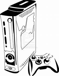 xbox one controller drawing at getdrawingscom free for With xbox controler via usb