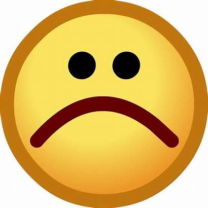 Sad Face Emoticon Emoji Faces Frown Smiley