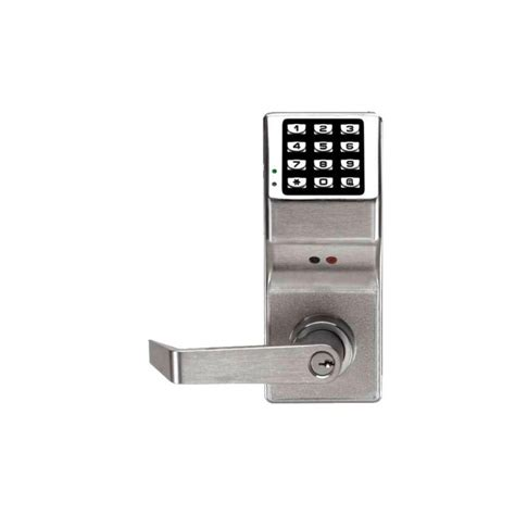 alarm lock dl series trilogy  cylindrical electronic