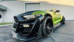2020 Mustang GT500 Style Conversion Bumper (15-17)   i-5autohaus