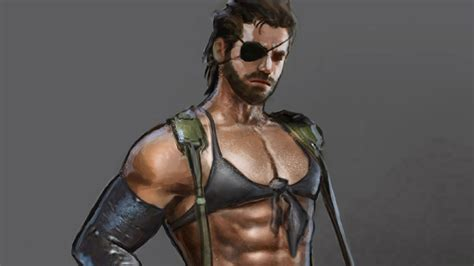 Metal Gear Solid V Made Even More Erotic Thanks To Sexy Fan Art Kotaku Australia