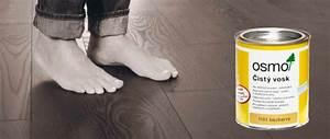 Vosk na podlahy