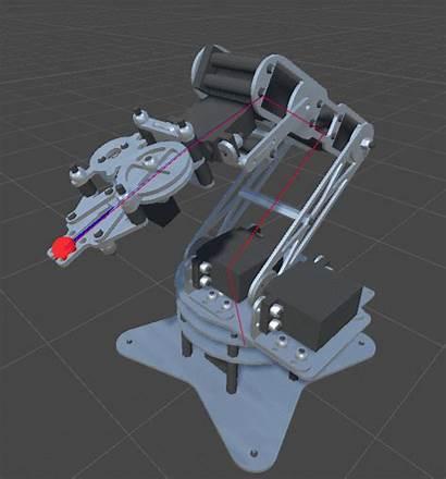 Robotic Kinematics Arm Inverse Arms Jerk Target