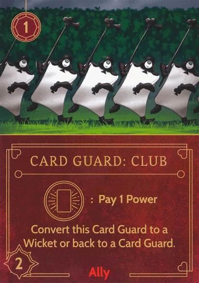 Disney Card Guard Villainous