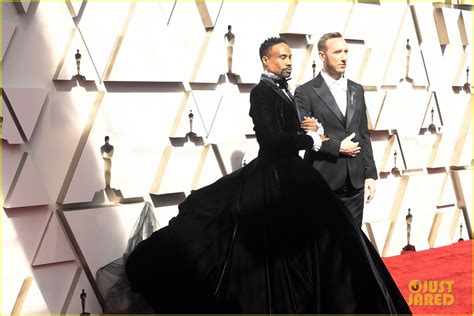 Pose Billy Porter Wears Tuxedo Gown Oscars Red