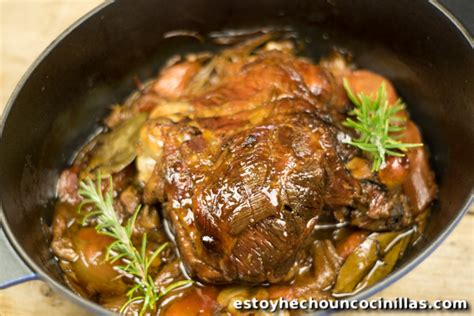 recette de gigot d agneau de sept heures gigot à la cuillère