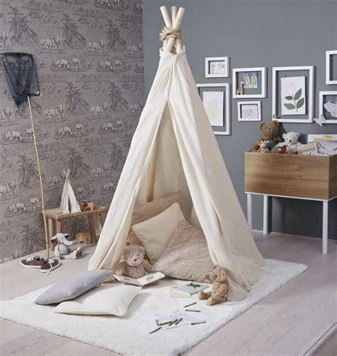 Zelt Kinderzimmer Klein by Tipi Zelt Kinder Teppich Bettlaken Pl 252 Schtiere