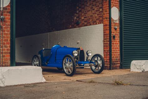 Introducing the bugatti baby ii: Bugatti Baby II specifications, images, and pricing released | Autoblog