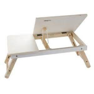 bed stand foldable wooden portable laptop table bed