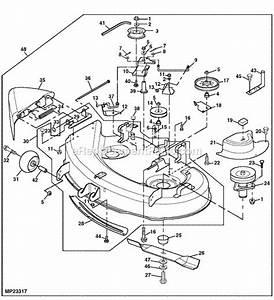 John Deere Lt155 Parts