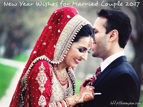 43 Top New Year Wishes For Married Couple 2017, Messages