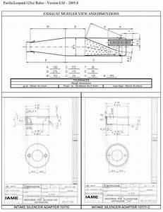 Parilla Leopard 125cc Rules
