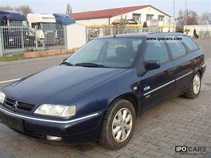 1999 Citroen Xantia 2 0 Hdi Combi    Air And D3 G-cat
