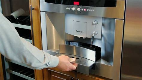 Descaling Thermador Coffee Machines   YouTube