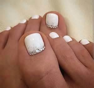 Pedicure designs summer toe and cute toenail