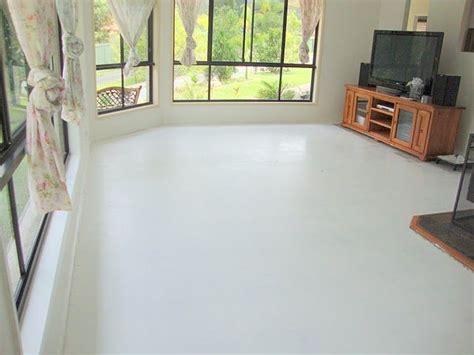 Floor Painting Ideas Painting A Concrete Floor Best 25