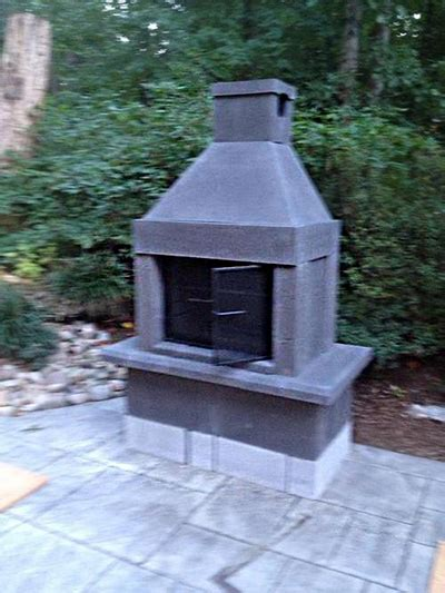 Perfect Outdoor Fireplace™ Gallery