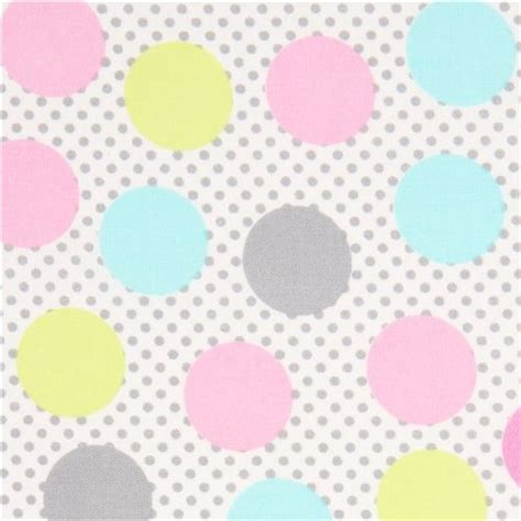 white chenille rug white polka dot fabric colourful pastel by michael