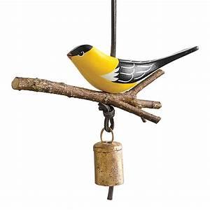 American Goldfinch Jingle Bird Gump's