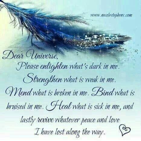 dear universe pictures   images  facebook