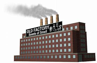 Factory Animation Pun Examination Olfactory Visual