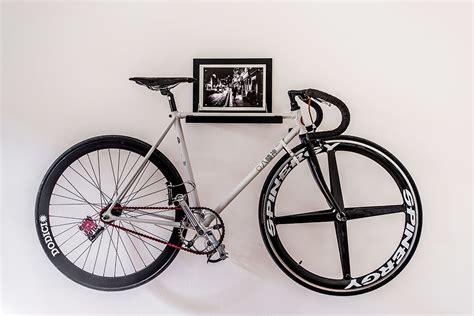 bici da casa il porta biciclette elegante da appartamento