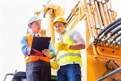 Hydraulic System Machine Mechanic Construction Maintenance Asian