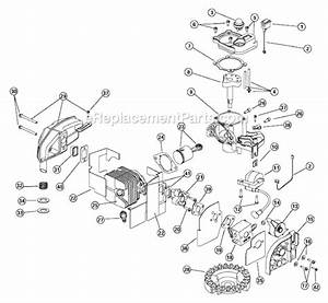 Ryobi 340bv Parts List And Diagram