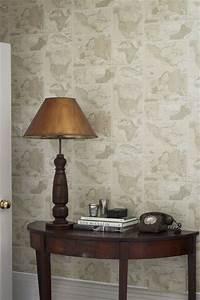 Hallway wallpaper ideas - Traditional - Hallway & Landing
