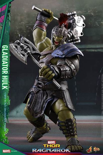 Hulk Thor Ragnarok Toys Gladiator Figure Marvel