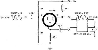 Field Effect Transistor Circuits May Electronics