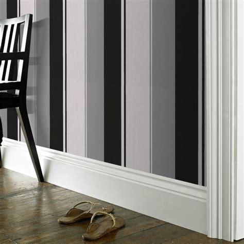 Tapisserie Noir Et Argent by Papier Peint Noir 40 Id 233 Es Pour Un Design Mural